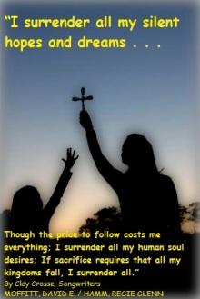 Clay Crosse, cross, surrendering, dreams