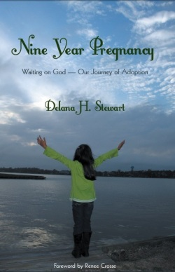 Nine Year Pregnancy cover