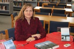 book signing, Nine Year Pregnancy, adoption, Delana H. Stewart