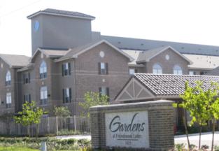 Friendswood Texas, Senior Apartments, Gardens, apartment building, Gardens at Friendswood