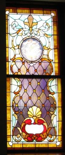 stained-glass window, church window, stained-glass, colored glass, old church, heart song, cross
