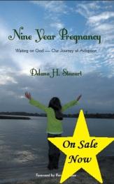 Nine Year Pregnancy, adoption book