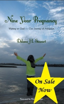 Nine Year Pregnancy, adoption book