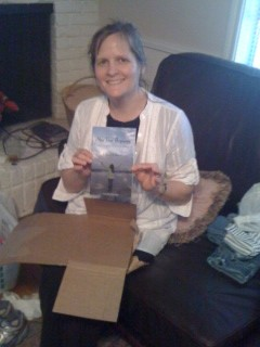 book, new book, newly published, first copy, Nine Year Pregnancy, Delana H. Stewart