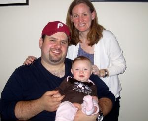 Erin's adoption, adoption and IVF, open adoption