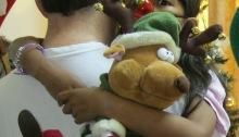 Christmas, praying, grief, hope