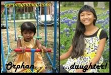 orphans, orphan Sunday, family, adoption