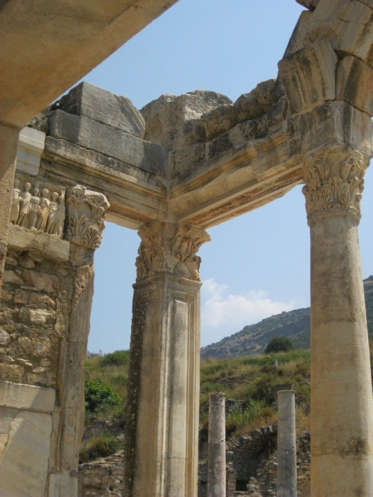 Ephesus, Paul's journey, Turkey