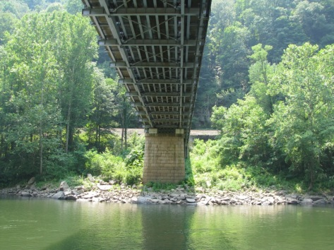 railroad bridge, bridges, Virginia