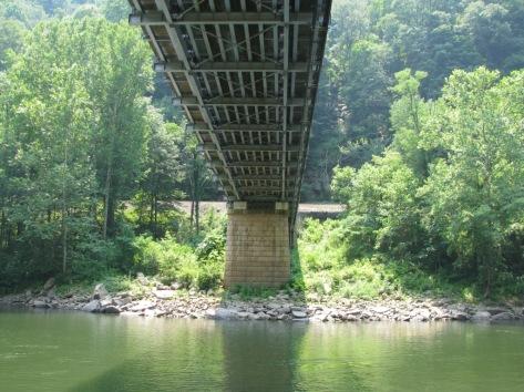 railroad bridge, bridges, Virginia