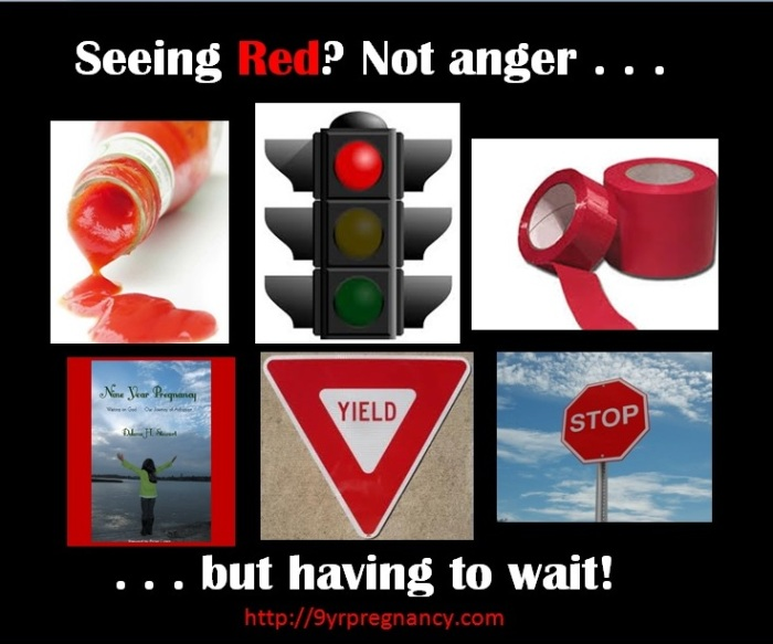 red tape, adoption, waiting, anticipation, ketchup, traffic signs