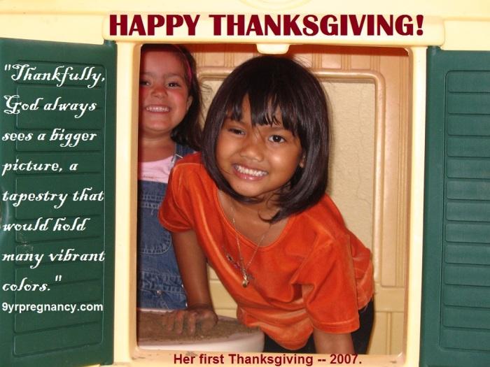 vibrant, tapestry, thanksgiving