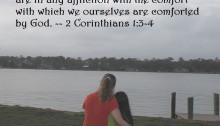 blessing, comfort, encouragement, adoption